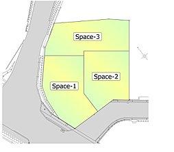 ONLY ONE 川西・霞ヶ丘 全3区画 土地売り可の外観