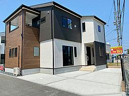 【ベスト・ハウジング】薬師町8期A・B号地 新築一戸建て住宅(浜松市東区)の外観