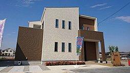 広陵GV13期 12区画開発分譲地。広陵西小学校校区内です。
