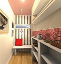 キッチン横に配したユーティリティールーム。趣味のお部屋としてもご活用できます。(当社施工例)