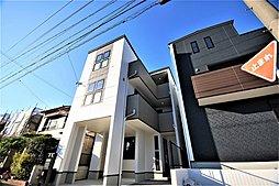 【3階建て住宅】瑞穂区役所駅の家【クレストンホーム】の外観