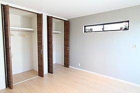 【モデルハウス3-10号地 2階主寝室】