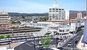 「大和西大寺」駅は2020年度末に大規模リニューアル予定。