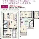 ◆モデルハウス間取り◆