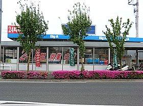 ビッグ・エー東久留米下里店:徒歩8分(約600m)