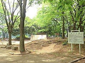 滝山公園:徒歩10分(約800m)