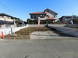 【再販売】上尾上町 上尾駅徒歩9分 小学校2分 建築条件なし売地の外観