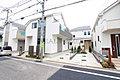 練馬区田柄4丁目 新築分譲住宅 全8棟