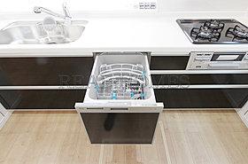 【室内写真】食洗器