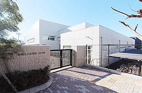 【周辺環境】赤塚第二中学校 徒歩10分(約800m)