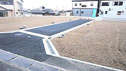 【岸和田市 新築一戸建】プラチナタウン大町の外観