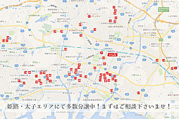 【KUROMUKUの家】SmileTown早瀬公園前II:案内図