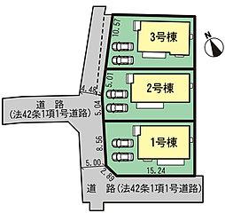ブルーミングガーデン富士市東柏原新田3棟