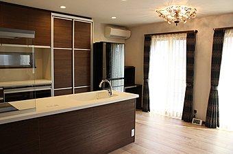 ■デザインはもちろん、住みやすく機能性の高い間取り、家族の成長を考えた空間づくりのお手伝いをさせて頂きます