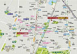 「フィオレハウス播磨町」 好評分譲中:案内図
