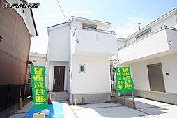 熊川駅から徒歩9分、小学校至近徒歩5分【福生市熊川第20 新築...
