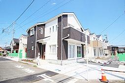 駐車2台可、居室シャッター標準設置【青梅市東青梅第8 新築一戸...