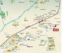 【桜井駅徒歩6分】スピガタウン箕面・桜井:案内図