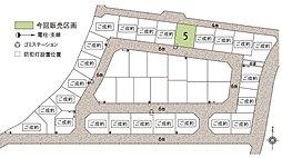 青葉区栗生2丁目/トヨタウッドユーホーム株式会社:案内図