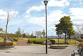 あやの台3号公園(徒歩3分約200m)