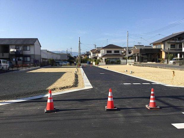 スマートハイムプレイス栗東小平井【建築条件付土地】