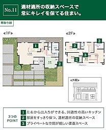【家具つき】安心の制震ダンパー搭載の家・ノーブルガーデン土合1丁目28区画のその他