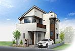 間取りやスタイルが選べる3つのモデルハウス販売中。敷地30坪以上、4LDK+ロフト+スカイラウンジバルコニー。