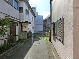 【『竹ノ塚』駅徒歩8分】建築条件なし。お好きなプランで建てられ...