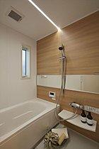 浴室もきもちのいい空間で安らぎを。