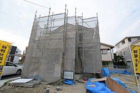 建物の強度を上げる「耐震工法」で地震の揺れを吸収!