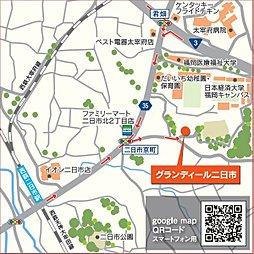 【タカスギ】グランディール二日市:案内図