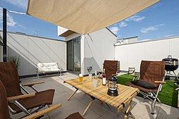 屋上庭園のあるデザイナーズハウスOrGA武蔵関17のその他