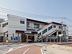 東武野田線「南桜井」駅 距離720m