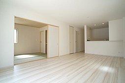 鴻巣市箕田5期 新築一戸建て 全3棟