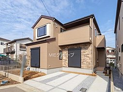 【2駅利用可!】草加市北谷1期 新築一戸建て 全10棟