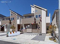 【駐車2台可能】越谷市下間久里8期 新築一戸建て 全6棟