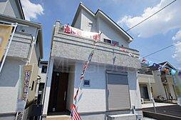 【駐車2台可!ロフト付きの住まい】上尾市井戸木4丁目 新築一戸建て 全5棟