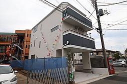 JR南武線「稲田堤」駅徒歩5分、駅チカの好立地です