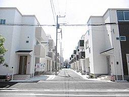 【船堀駅利用】31棟の新築分譲地 子育てに優しい街・江戸川区で...