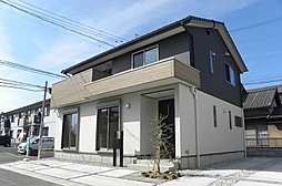イワタ建設 一宮市奥町 京セラ太陽光発電付き新築分譲住宅の外観