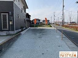 パルタウン加古郡播磨町古宮6丁目 1区画の外観