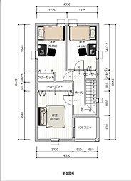 セットプラン 2階 平面図