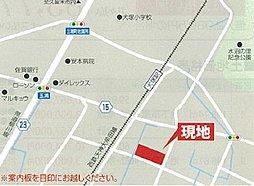 【昭和建設】ライフタウン玉満:案内図
