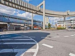テクノガーデン都賀の杜~森林浴の街~:交通図