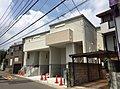 野川 南公道面の明るいゆとりの新築2階建て全2棟