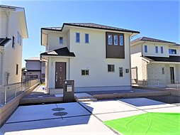 <久喜市鷲宮>115坪以上の土地で広いお庭や駐車スペース【ファイブイズホーム】の外観