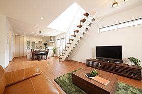 1階と2階で生活が完結する、新しい3階建てのご提案。
