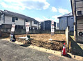 「武蔵小金井」駅徒歩14分 ゆとりの土地面積150m2超 建築条件無し売地 限定1区画