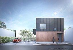 TOKAIの富士市石坂 新築分譲住宅 ZERO-CUBEの外観