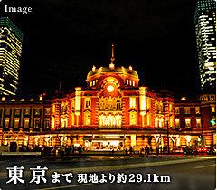 「東京」駅 29分